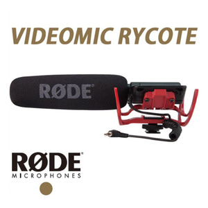 RODE 로데 VideoMic with Rycote 지향성마이크
